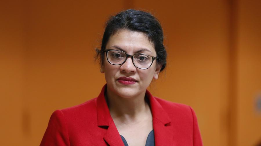 Rashida Tlaib, representante demócrata por Michigan.