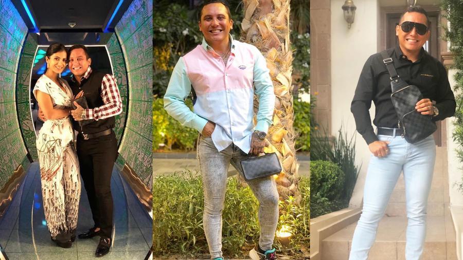 Edwin Luna y sus jeans súper ceñidos