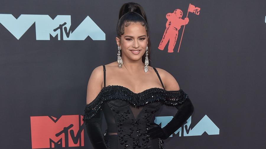 Rosalia at the 2019 MTV VMAs