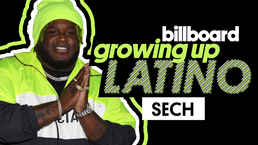 Sech on Growing Up Latino