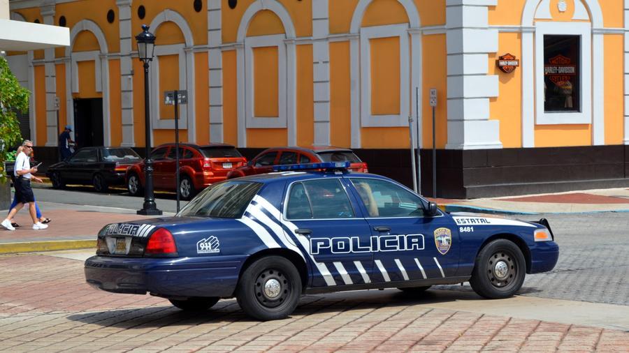 Policía de San Juan (Puerto Rico)
