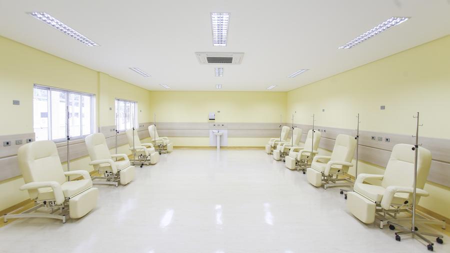 Sala de quimioterapia