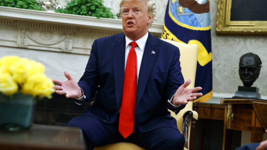 Donald Trump,Alex Azar