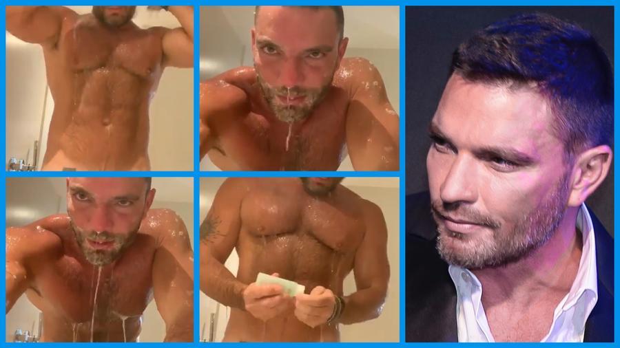 Julián Gil desnudo