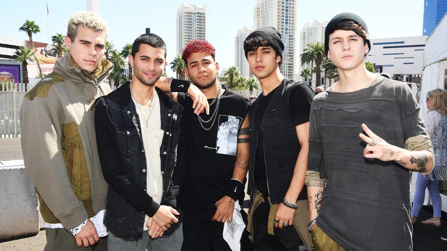 "CNCO are guests on Billboard's ""El Factor Latino"" podcast"
