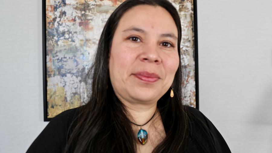 """La activista salvadoreña, Rosa Anaya, de """"Catholic Relief Services"""" en El Salvador, fue galardonada por la Universidad de Georgetown por su labor para promover la paz y la reconciliación en su país, aquejado por la violencia y extrema pobrezaez"""