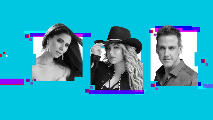 Presentadores de los Latin American Music Awards 2019