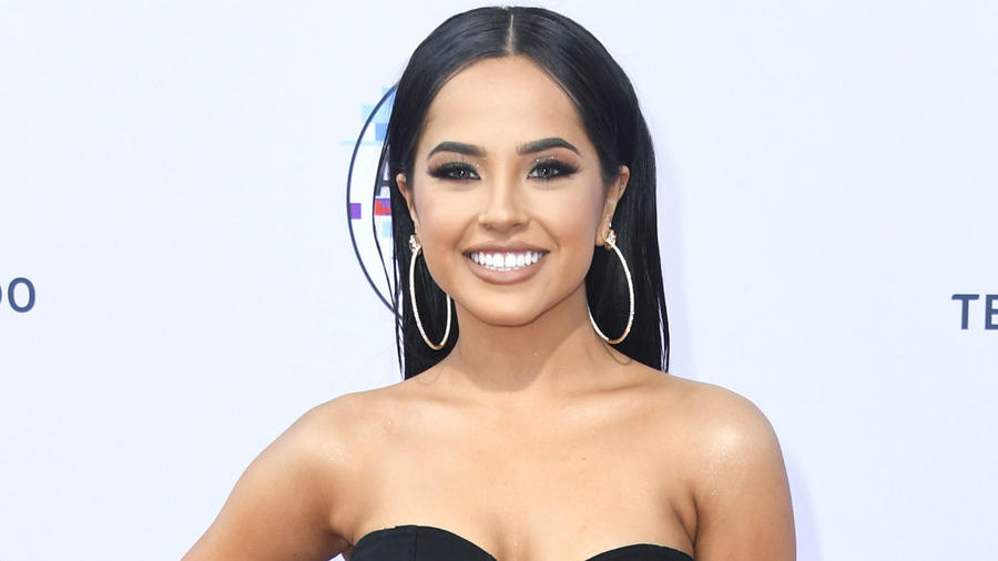 Becky G attends the 2019 Latin American Music Awards at Dolby Theatre on October 17, 2019 in Hollywood, California. (Photo by Frazer Harrison/Getty Images)