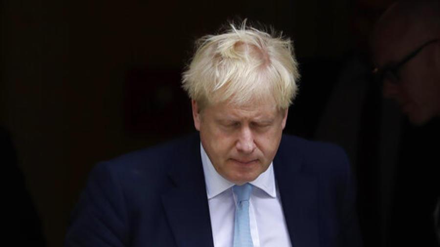 Boris Johnson, el primer ministro británico, en una imagen de archivo.