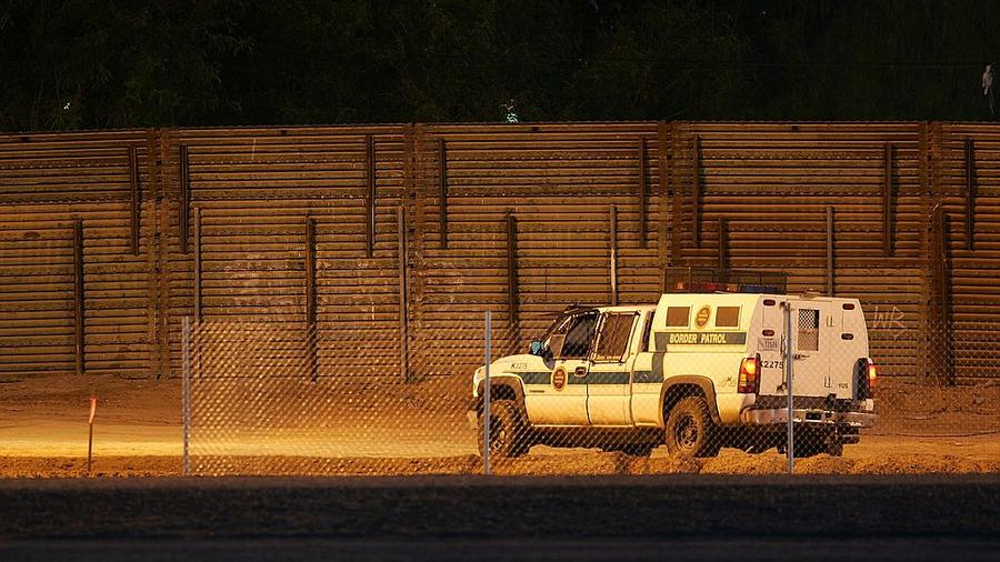 Arizona Struggles To Patrol Vast Border With Mexico