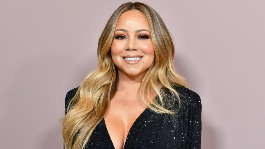 Mariah Carey attends Variety's 2019 Power of Women: Los Angeles