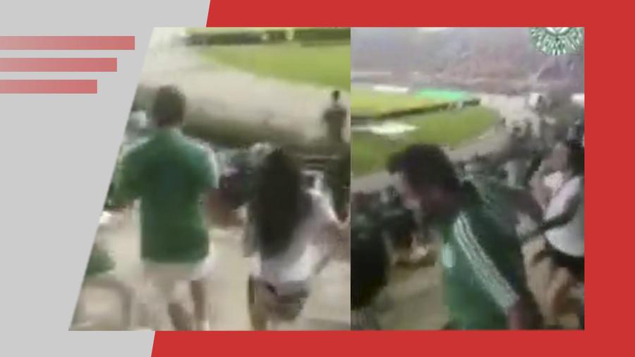 Mujeres hinchas atacan a rival