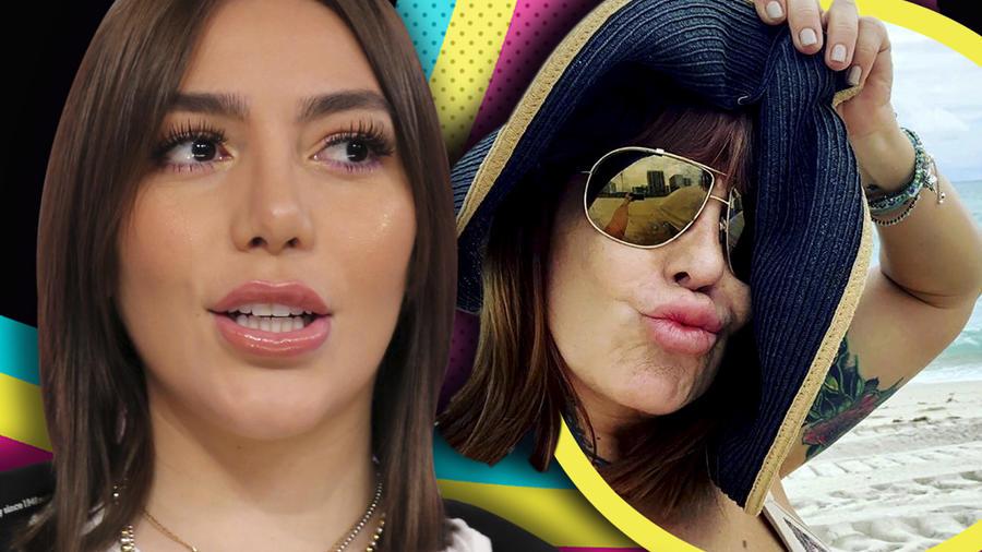 Frida Sofía y Alejandra Guzmán, ¿se reconcilian?