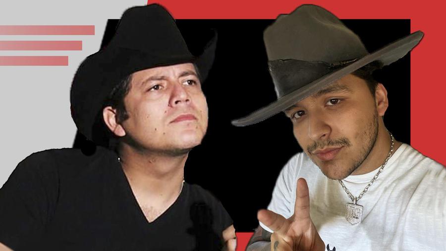 Remmy Valenzuela y Christian Nodal