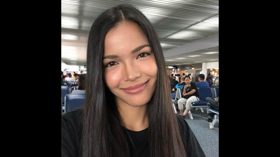 Fahsai Paweensuda Drouin, Miss Universo Tailandia 2019