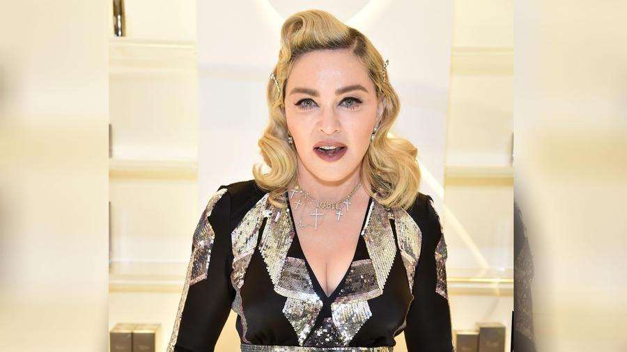 Madonna en Nueva York