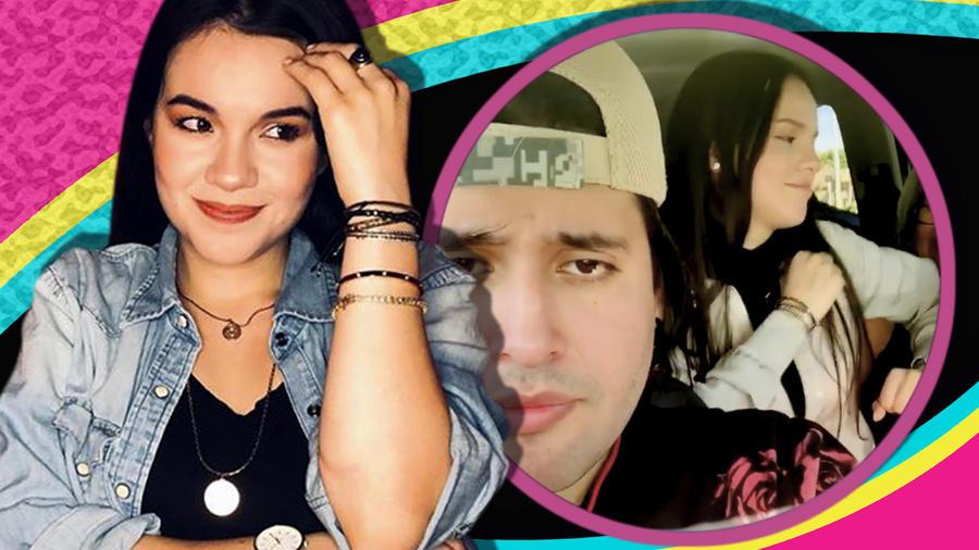 Sarita y el video con su cuñado