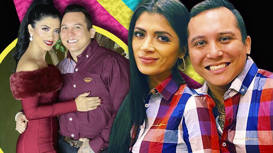 Kimberly Flores y Edwin Luna photoshop 50
