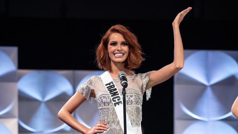 Miss Francia 2019 - Maeva Coucke