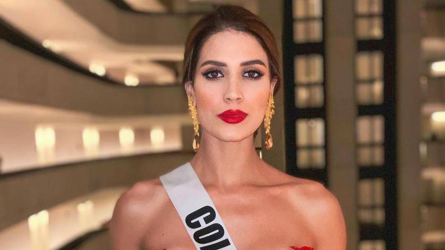 Gabriela Tafur, Miss Universo Colombia 2019