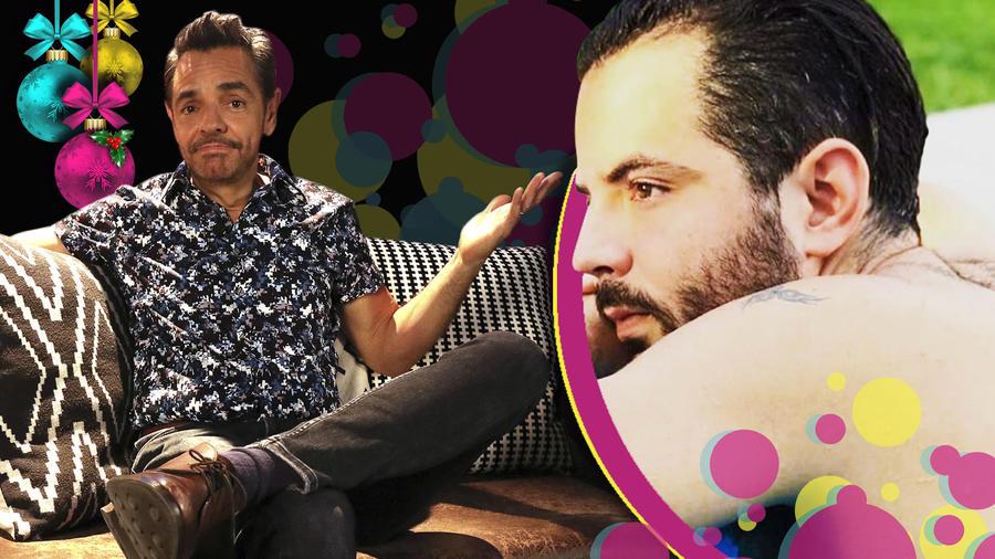 Eugenio Derbez habla de la bisexualidad de José Eduardo