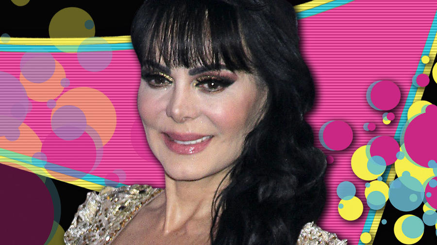 Maribel Guardia sin calzones