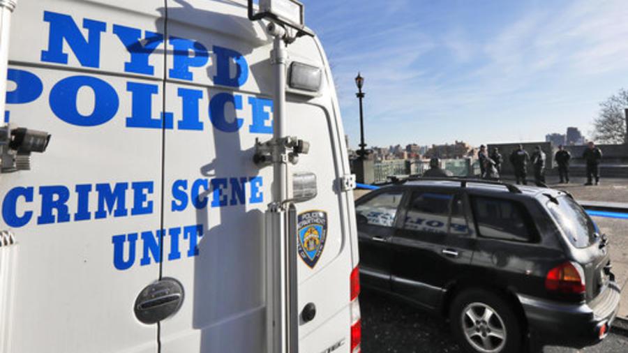 Un vehículo de la policía de Nueva York (imagen de archivo).
