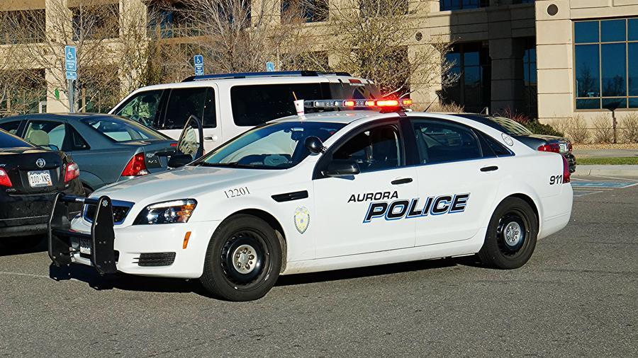 Policía de Aurora (Colorado).