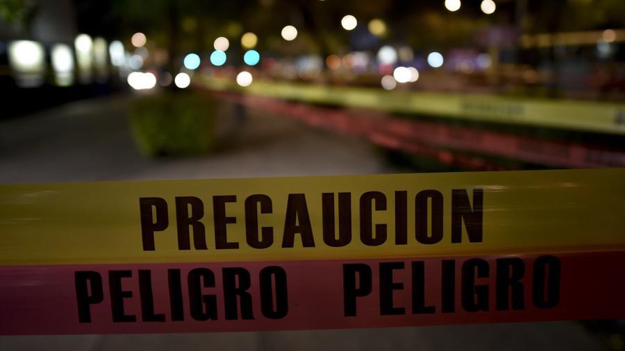 Imagen de archivo de la Ciudad de México.