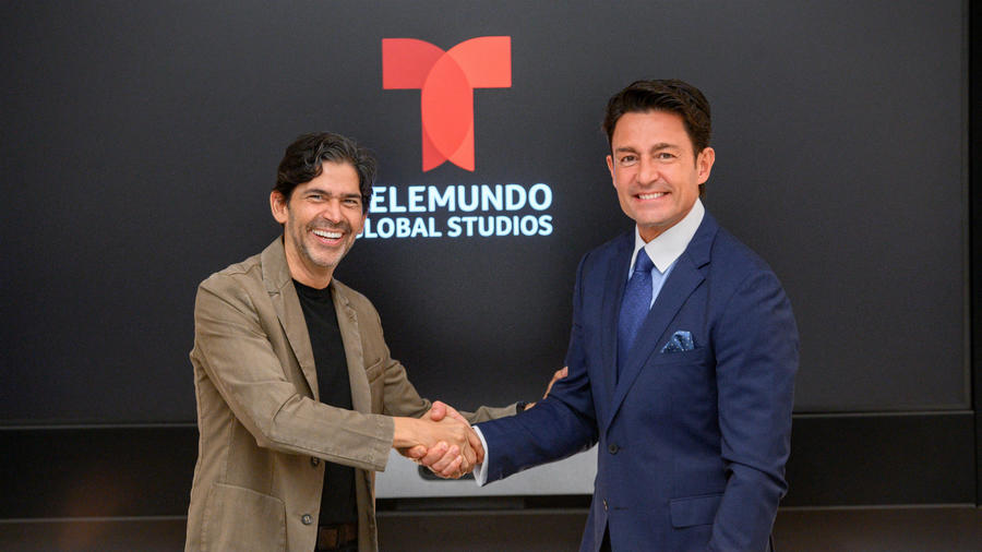 El actor Fernando Colunga se une a Telemundo.