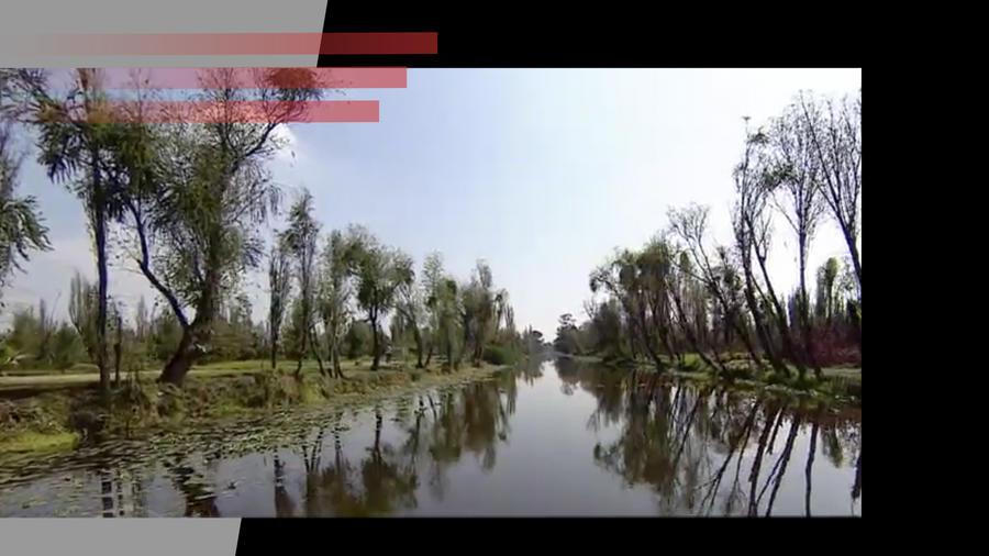Serie Mexica daña Xochimilco