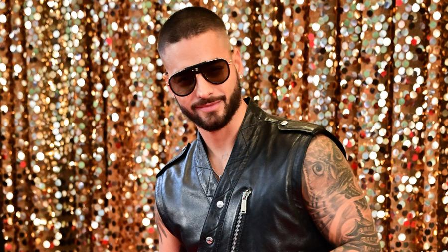 Maluma nominated at the 2020 Grammys
