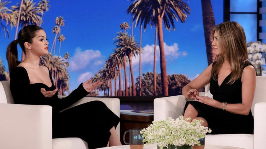 Selena Gomez's Interview With Jennifer Aniston on Ellen