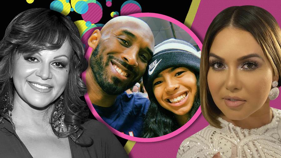Chiquis Rivera, Jenni Rivera muerte, Kobe Bryant