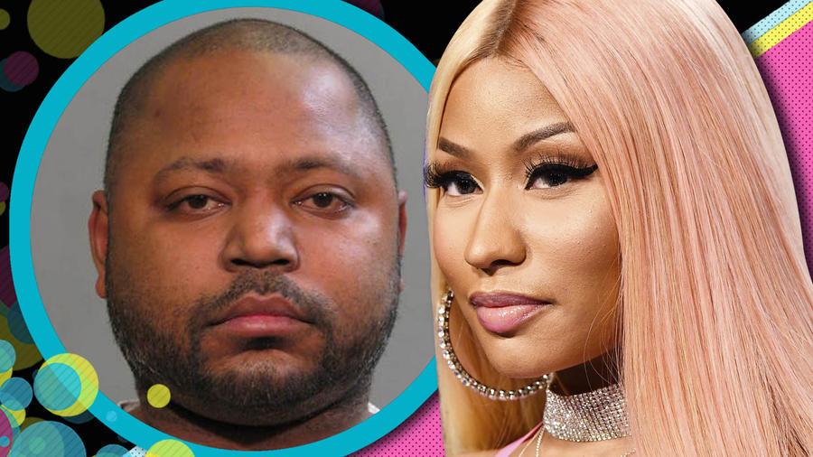 Hermano de Nicki Minaj sentenciado por abusar de su hijastra