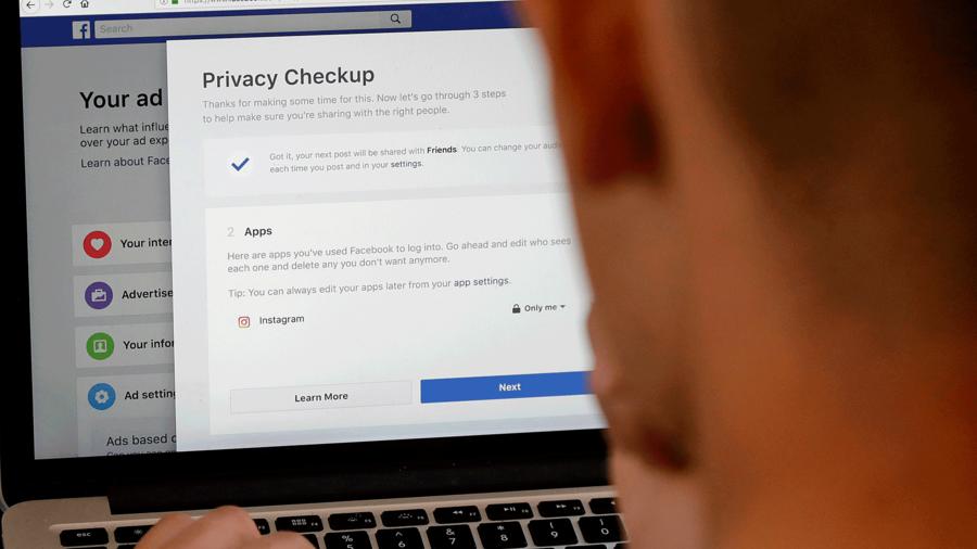 Una nueva configuración de Facebook le permite conocer cuánta de su información es compartida por otras empresas