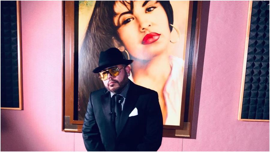 A.B Quintanilla hermano de Selena Demanda