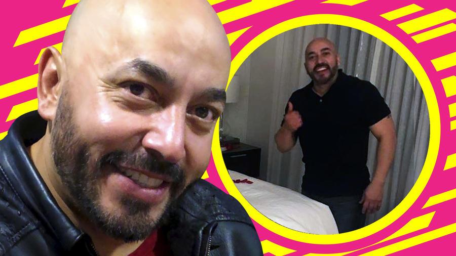 Lupillo Rivera mensaje cama de hotel