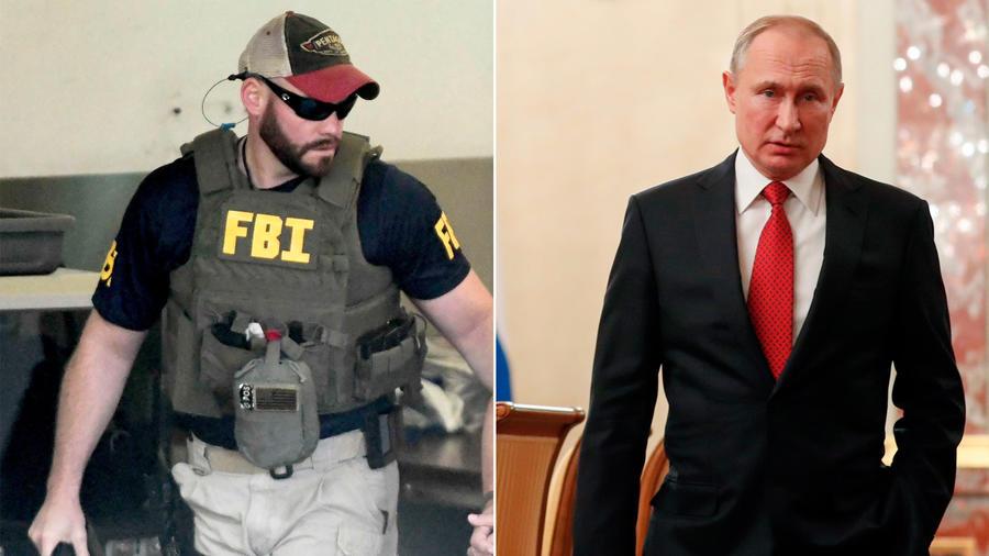 El mexicano Héctor Cabrera fue reclutado por el gobierno ruso de Vladimir Putin para fotografiar el vehículo de un informante del FBI.
