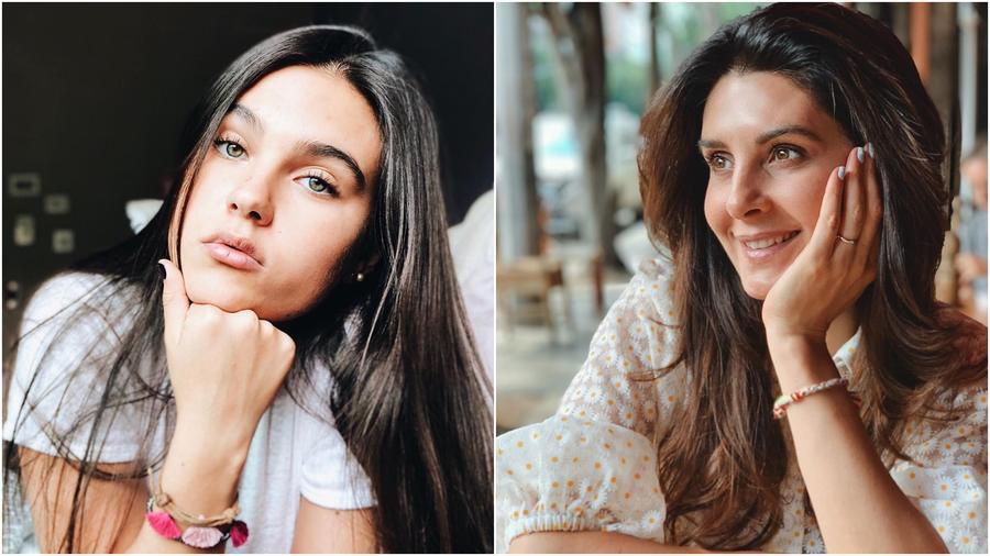 Romina, la hija de Mayrín Villanueva