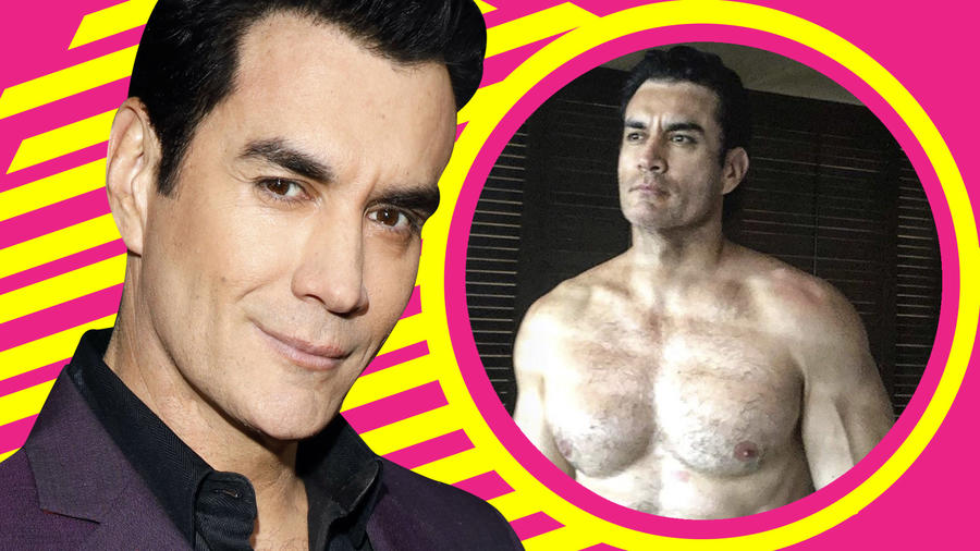 David Zepeda desnudo cover 2