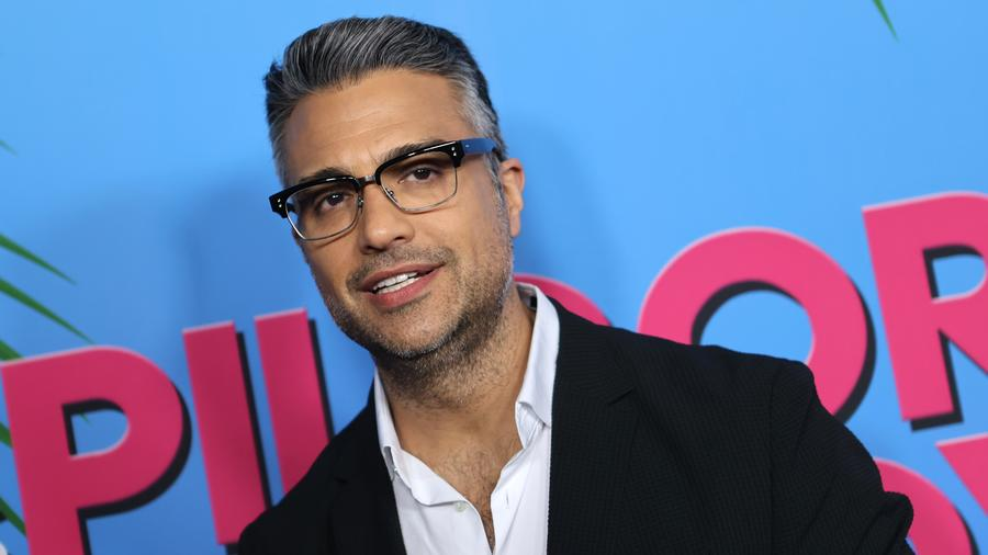 Jaime Camil on Latin Factor Podcast