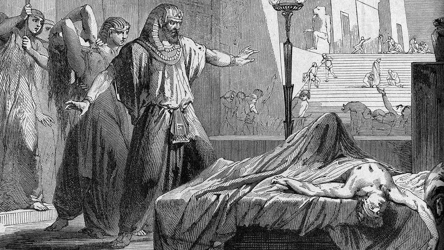 Plaga de Moisés