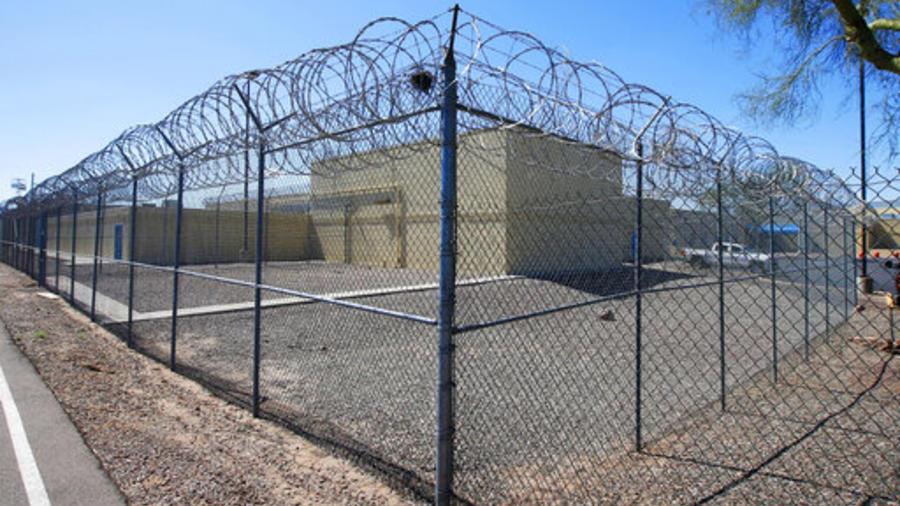 Prisión federal de Estados Unidos.