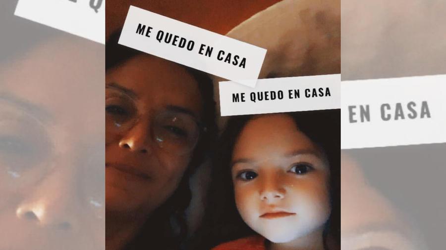 Mayra Rojas y Luciana