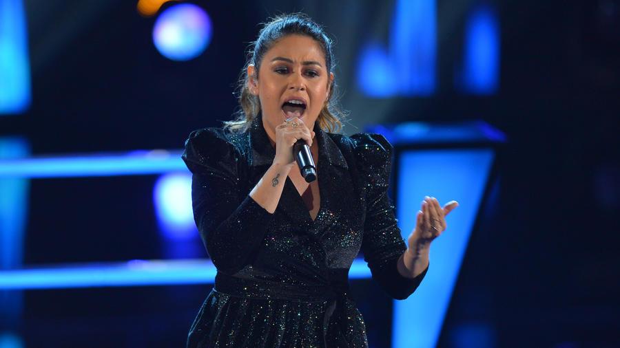 Lizette Rubio en las batallas de La Voz US 2