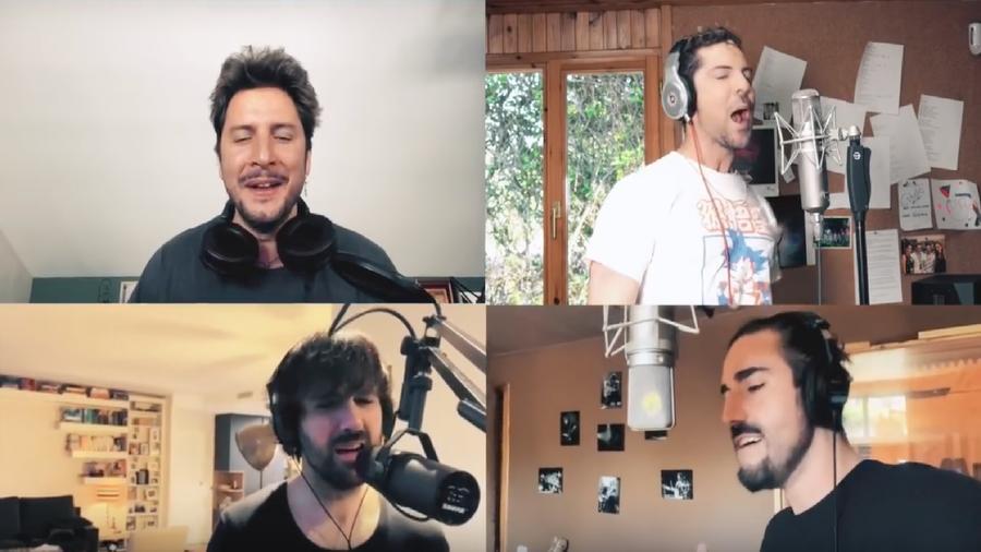 Resistiré 2020: Escucha el himno grabado por más de 50 artistas para vencer al coronavirus