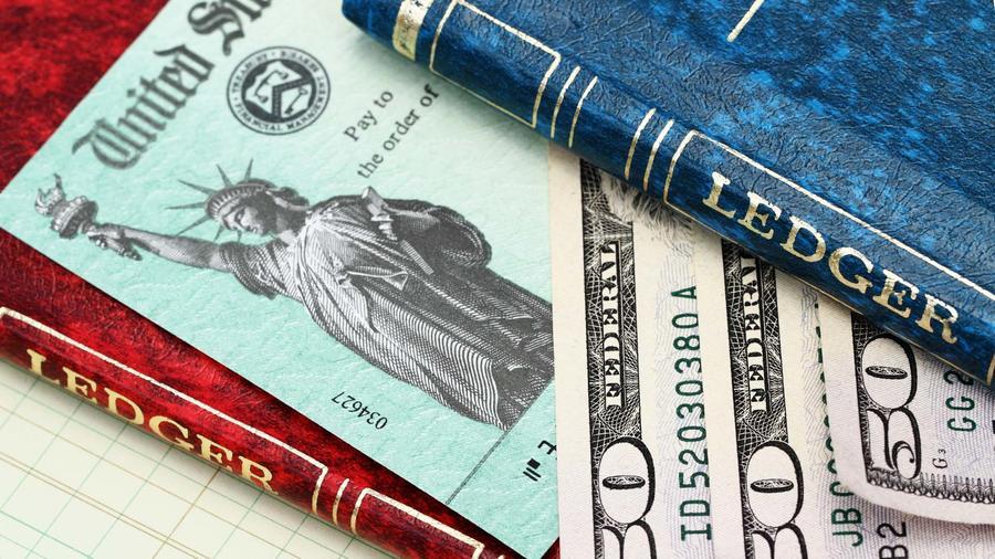 Dinero del gobierno de EEUU