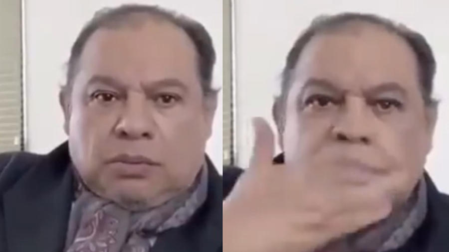 Juan Gabriel deepfake