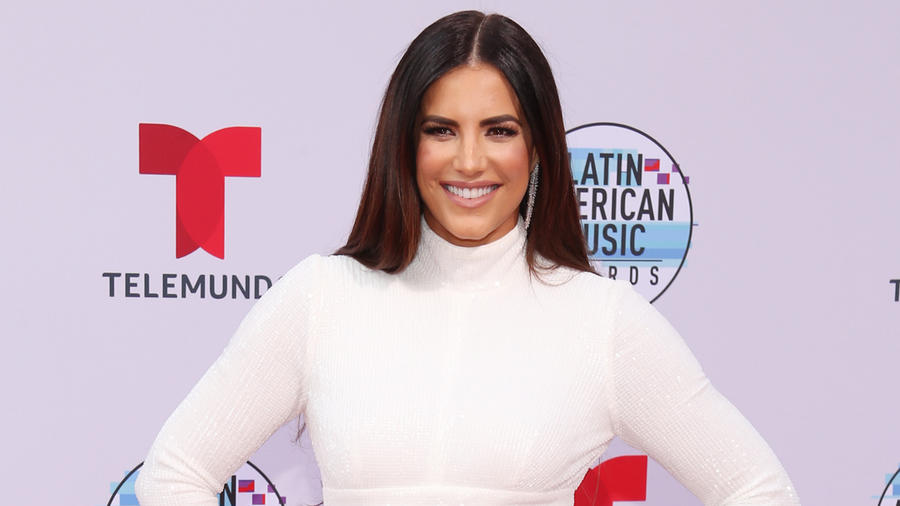 Gaby Espino en los Latin American Music Awards 2019